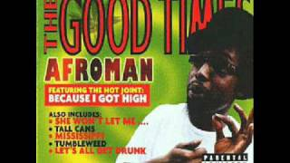 Watch Afroman Come Over video