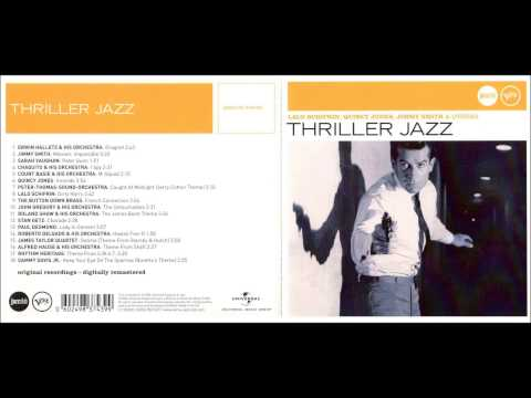 Thriller Jazz - Lalo Schifrin, Quincy Jones, Jimmy Smith & Others