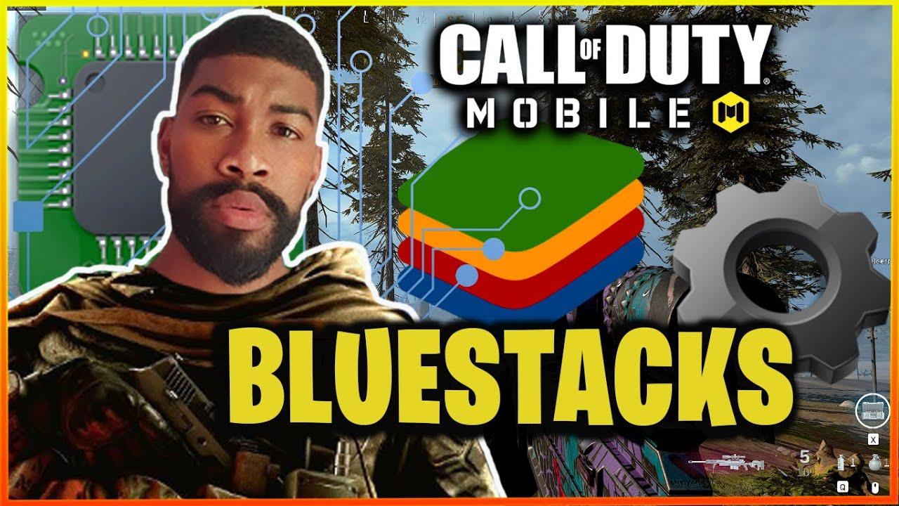Melhor Configuração para BlueStacks - 2021 | COD MOBILE !!!