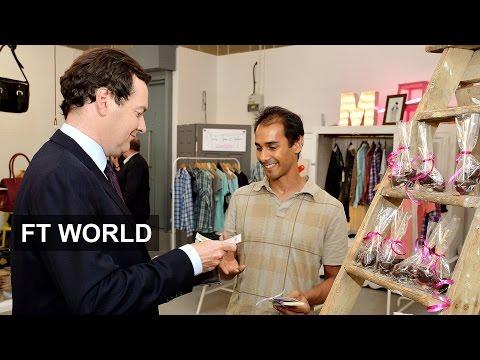 Consumption drives UK economy   FT World