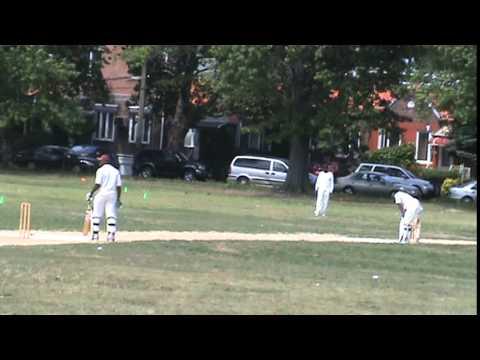 Marvin Darlington 90 runs off 30 balls and Zeniffe Fowler 157 runs batting partnership of 187
