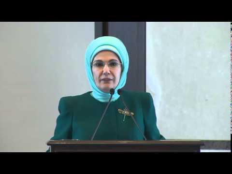 Emine Erdoğan'dan Gönül Elçileri ile Bereket Ormanları Seferberliği