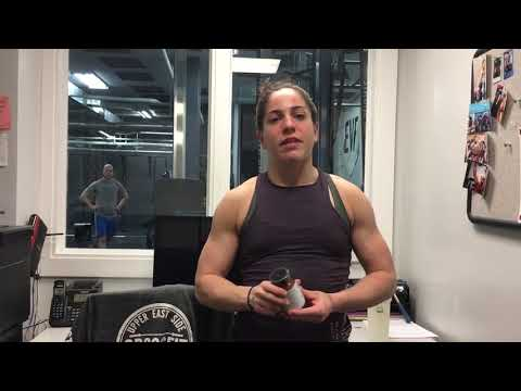 Nutrition For Cross Fit | Carissa Mueller Review | Dr Ian Stern Relax