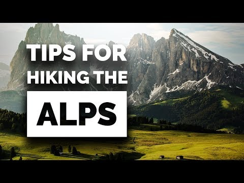 10 Things You Should Know Before Visiting the Alps
