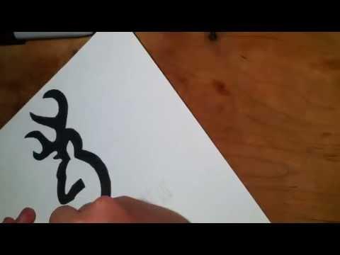 Browning Symbol Drawing