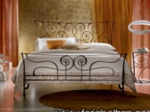 Camas de forja dormitorios rusticos clasicos modernos - Dormitorios de forja modernos ...