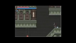 Konami Games. Castlevania Circle Of The Moon (GBA). Part 1.