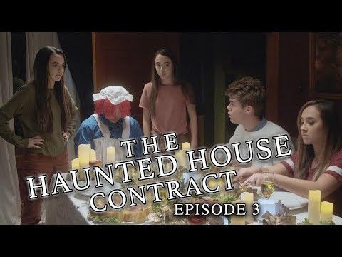 The Haunted House Contract Episode 3 - Merrell Twins
