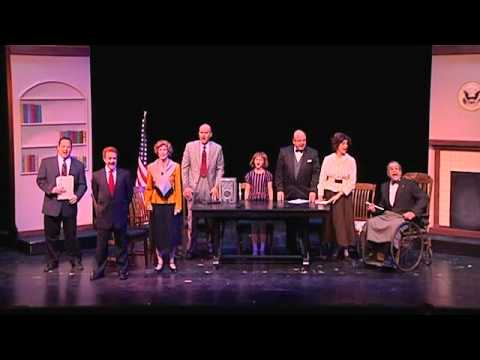 Highland Park Players Annie Tomorrow cabinet reprise