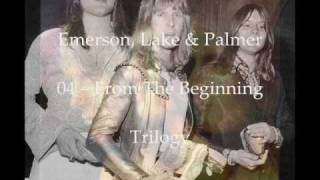 Emerson, Lake & Palmer - From The Beginning (Lyrics)