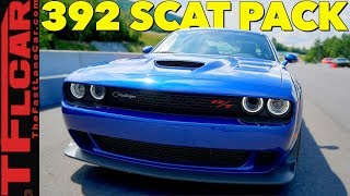 Cheaper and Better Than a Hellcat? 2019 Dodge Challenger R/T Scat Pack Preview