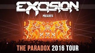 EXCISION - THE PARADOX 2016 TOUR ( Tour Trailer)