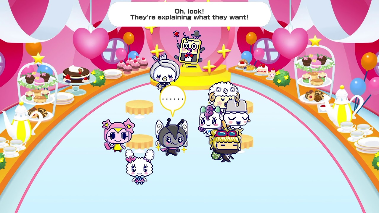 The Tama Heart Party!