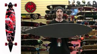 2011 Never Summer Eclipse Longboard Review