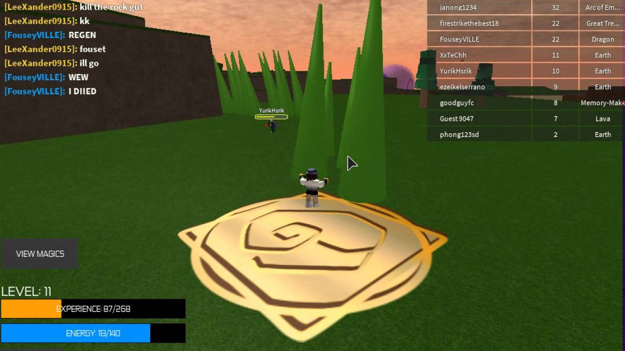 Great Tree Arc Element Error Code 6 Is Fixed Roblox - dragon code roblox elemental wars
