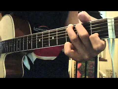 Terrified Katherine Mcphee Guitar Tutorial