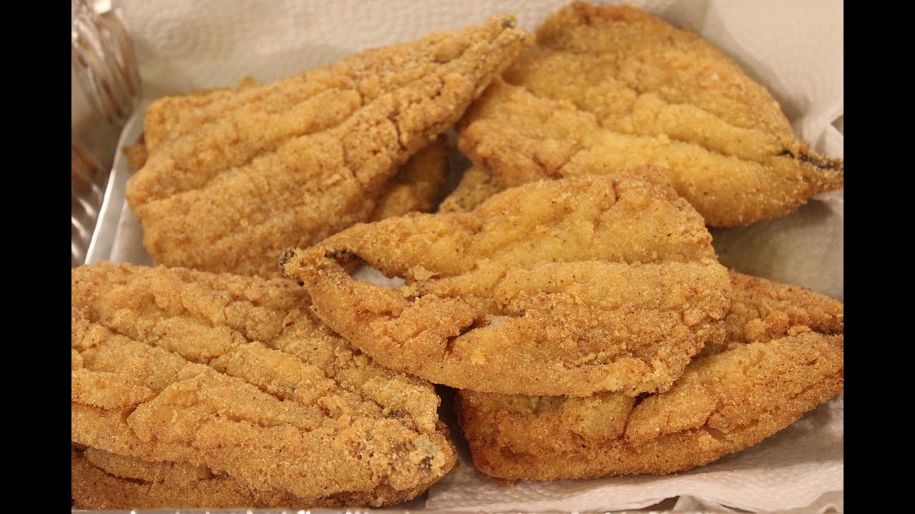 Crispy Fried Whiting Youtube