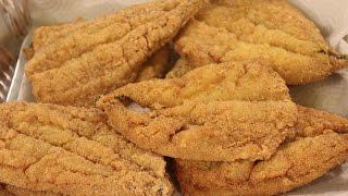 Crispy Fried Whiting