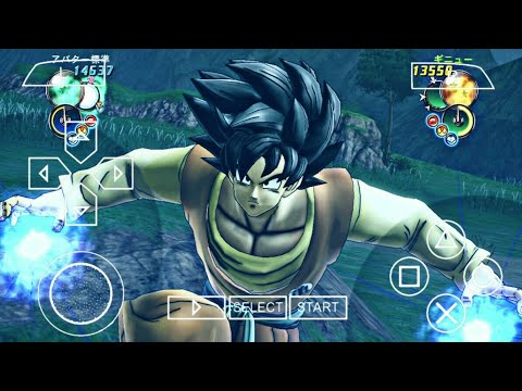 Download Dragonball Z Shin Budokai 2 Game For Android Psp Setting In Hindi With Gameplay