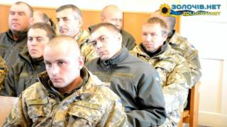 Волонтери-психологи провели зустріч із бійцями ремонтно-відновлювального полку