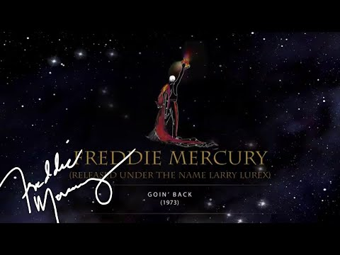 Freddie Mercury - Goin' Back [Released under the name Larry Lurex] (Official Lyric Video)