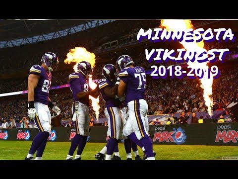 Minnesota Vikings  Dont Let Me Down  2018 Playoffs Pump Up