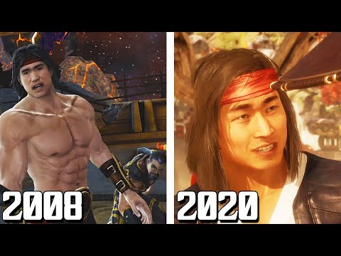 Shang Tsung Is Not The Enemy This Time Comparison! (2008-2020) |