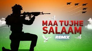 Maa Tujhe Salaam (A R Rehman) - DJ Xylo Remix | Tejas Patel