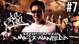 Need for Speed Most Wanted 2005 Gameplay Walkthrough Part 7 - BLACKLIST #11 Mitsubishi Eclipse