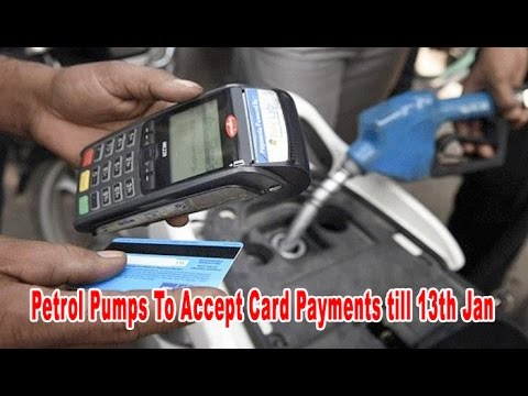 Petrol pump owners defer their decision to not accept credit: NewspointTv