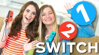 Playing Nintendo Switch with Ro! thumbnail