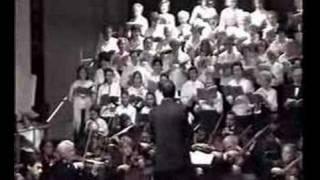 Bach : Passion selon Saint-Jean - Choral final