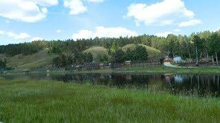 """Якутия. Республиканский зоопарк """"Орто-Дойду"""""""