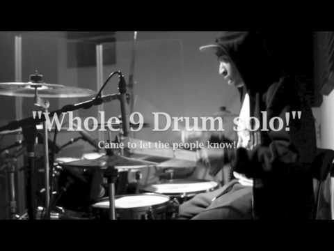 """Whole 9"" - FLAME & Mike REAL ft. Jamal Batiste"