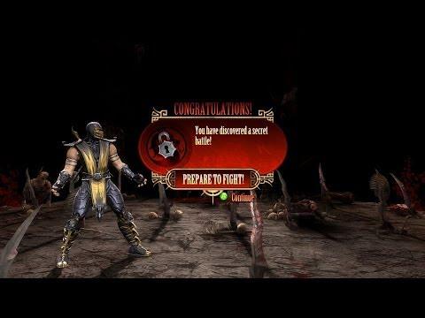 Mortal Kombat Komplete Edition Playable Hidden Character (1080p HD)