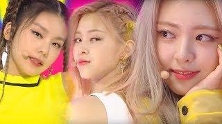 ITZY - ICY [SBS Inkigayo Ep 1015]