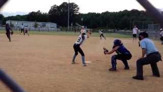 12u fast pitch softball