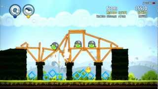Angry Birds Trilogy - Xbox 360 Gameplay #1