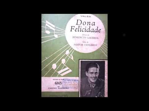 Castro Barbosa - DONA FELICIDADE - Benedito Lacerda - Nestor Tangerini - Victor 34.170-B - 06