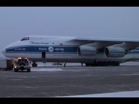 Winter Blizzard Spotting + Antonov! in Toronto (YYZ)  - February 1st 2015