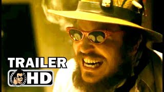 BLAZE Official Trailer (2018) Ethan Hawke Drama Movie HD