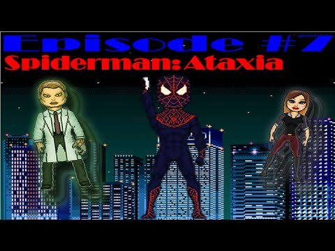 "Spiderman: Ataxia | Episode 7 ""Varanidae"""