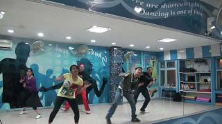 Dance On Criminal(ra one) by LDA Seniors