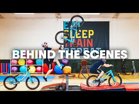 Danny MacAskill's Gymnasium Routine | Behind The Scenes