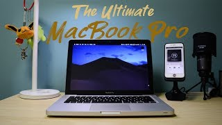 Video Using My Late 2011 MacBook Pro after 8 YEARS?! | Still Usable? (author: Kenneth Tanaka)