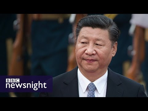 Isabel Hilton: Xi Jinping's China Dream – BBC Newsnight