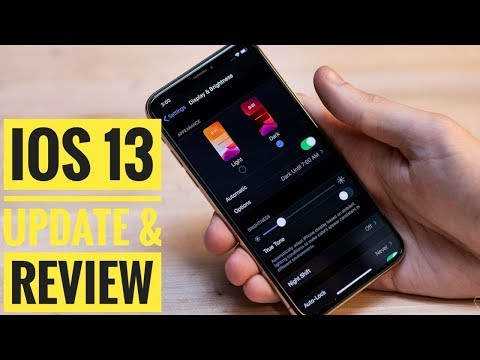 IOS 13 Top Features & Changes For IPhone!