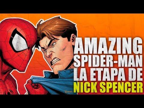 ¿Mejoró Amazing Spider-Man con Nick Spencer?
