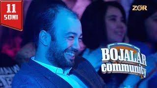 Bojalar Community - 11-soni (12.05.2017)