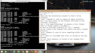 command line basics for ethical hacking tutorial part i